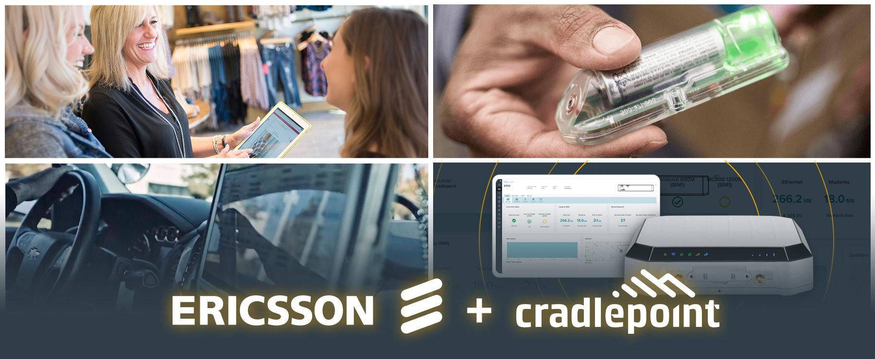 Ericsson Cradlepoint