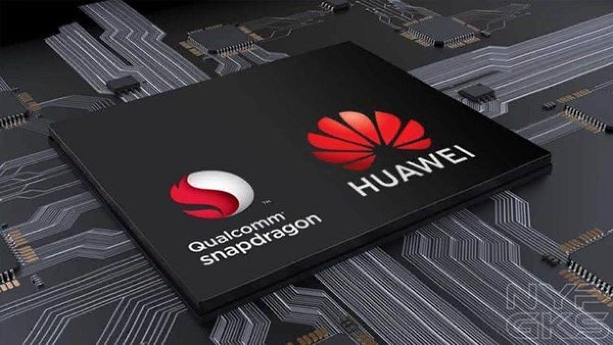 Huawei ile Qualcomm