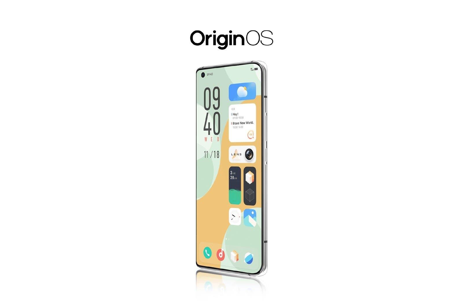 OriginOS