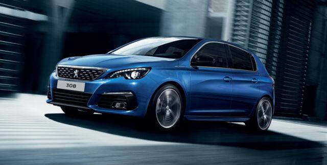 2020 Peugeot 308 fiyatları