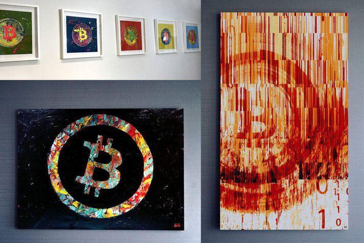 Bitcoin resimleri yapmak