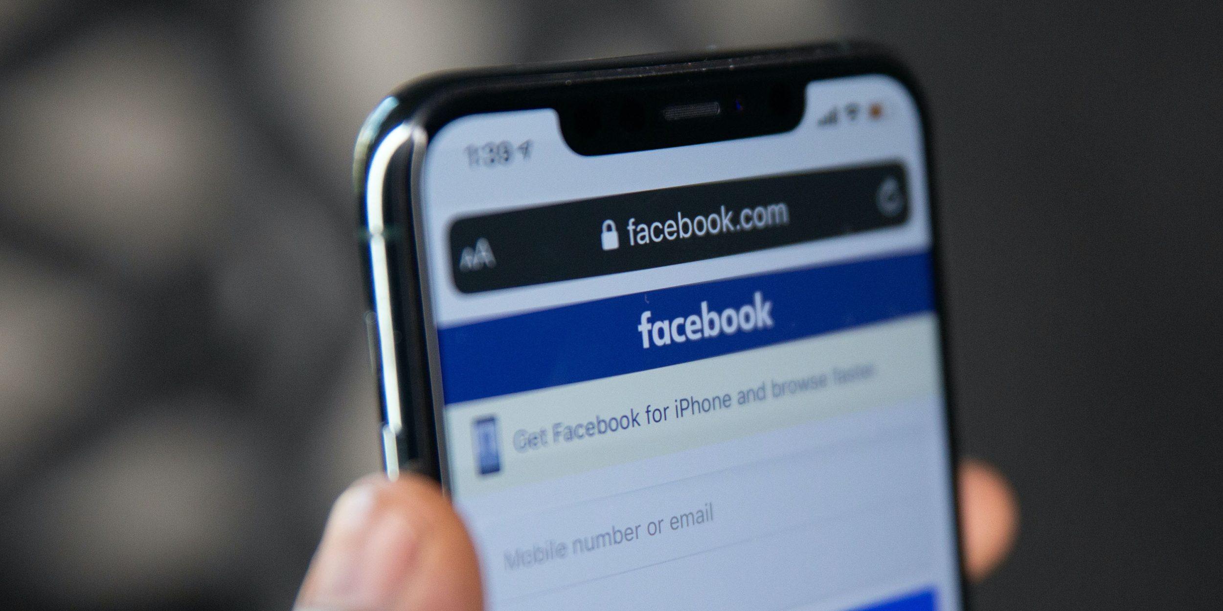 Facebook ile Apple