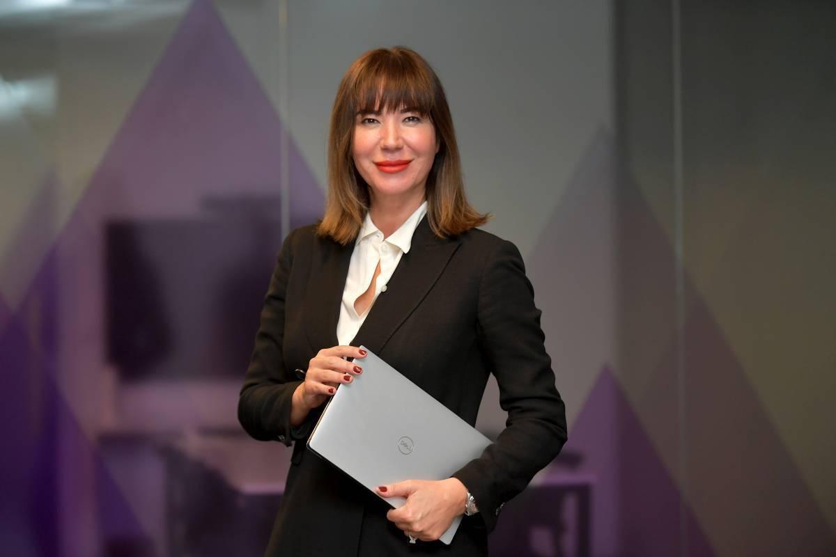 Dell Technologies Türkiye Genel Müdürü Işıl Hasdemir