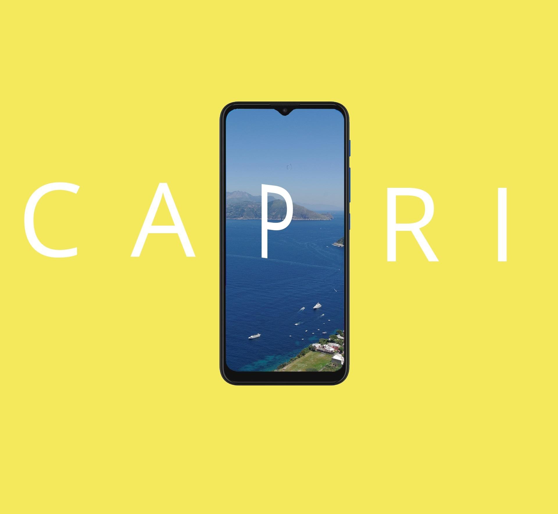 Motorola G30 Capri