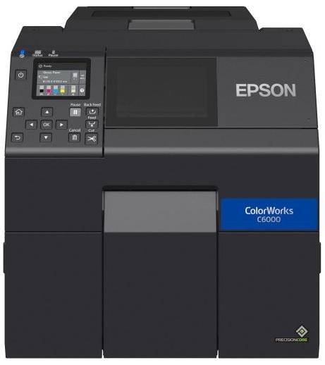 Epson Colorworks CW-C6000AE: Ürünleriniz için istediğiniz etiketleri basabilirsiniz