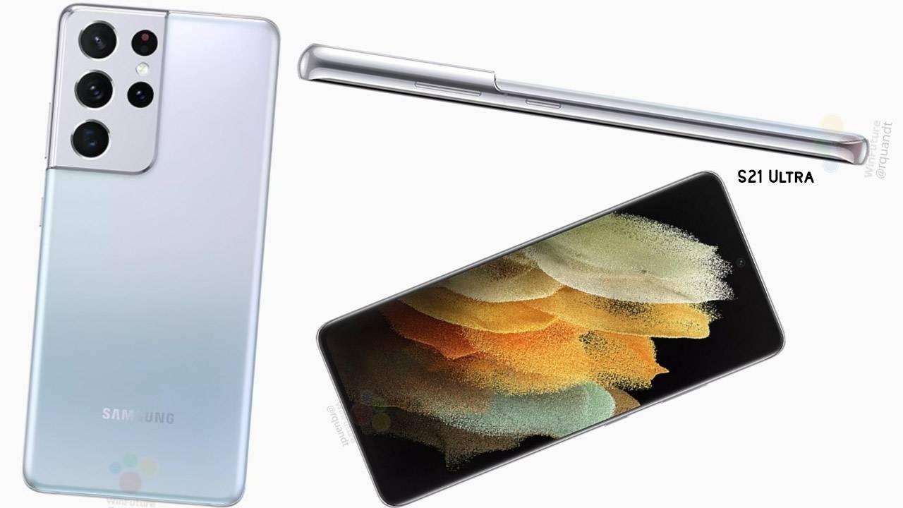 Galaxy S21 Ultra özellikleri
