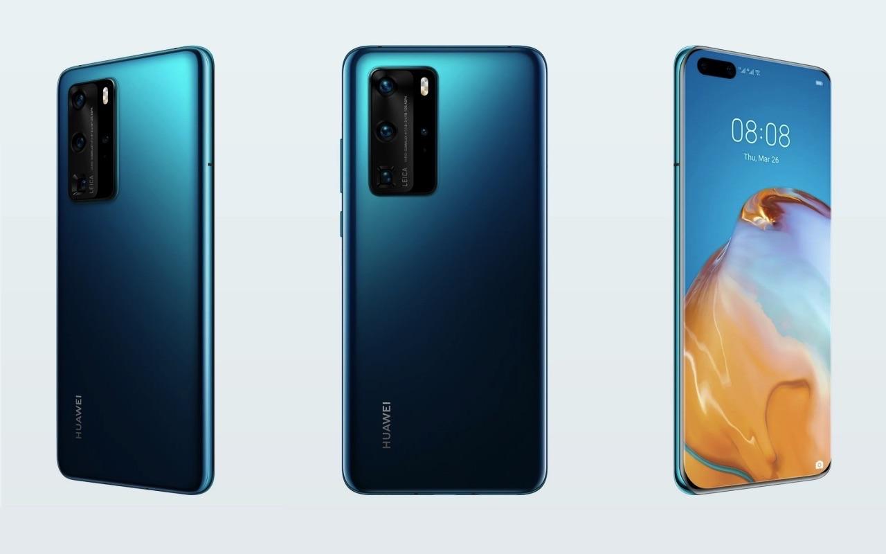 Huawei P50 serisine
