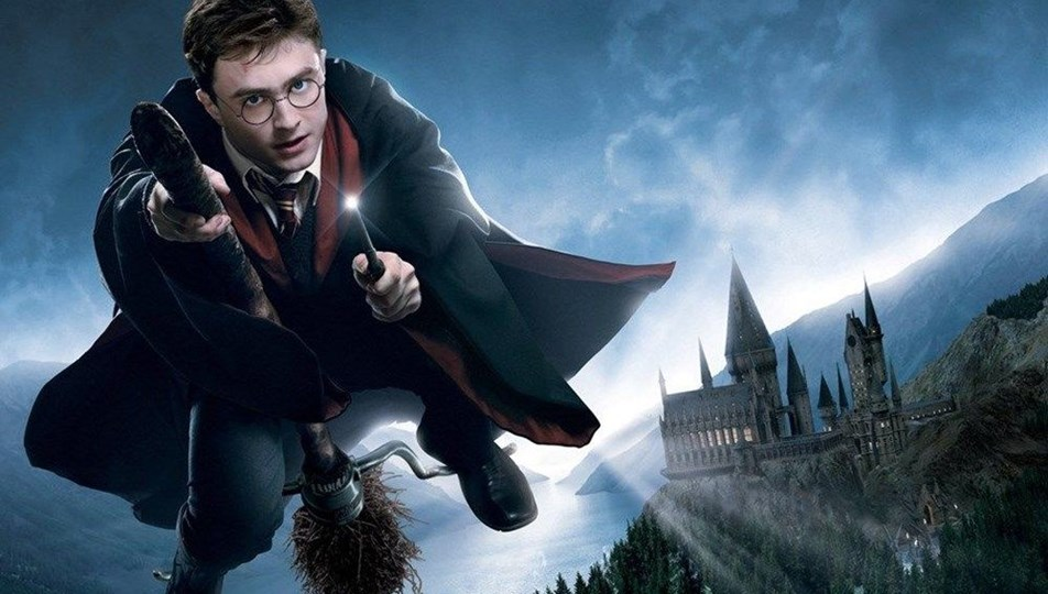 Harry Potter dizisi