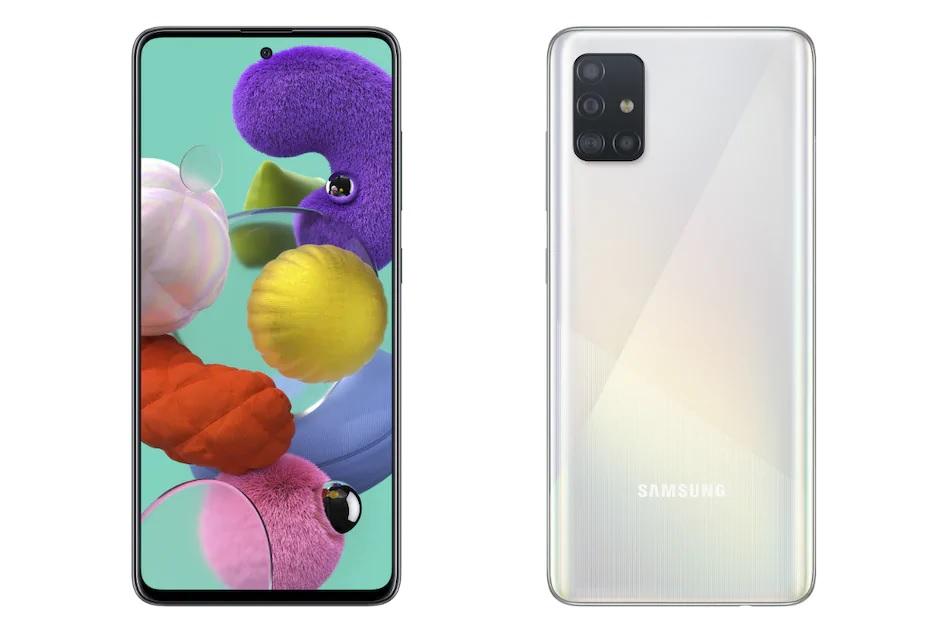 Samsung Galaxy A52 5G .