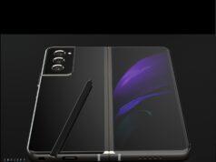 Samsung Galaxy Z Fold 3 erken tanıtım