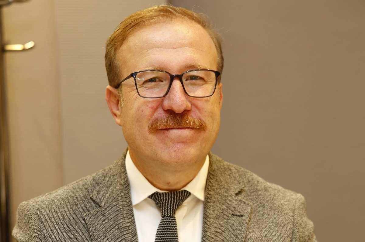 Akıllı Şehirler Türk Telekom Kurumsal Satış Genel Müdür Yardımcısı Mustafa Eser