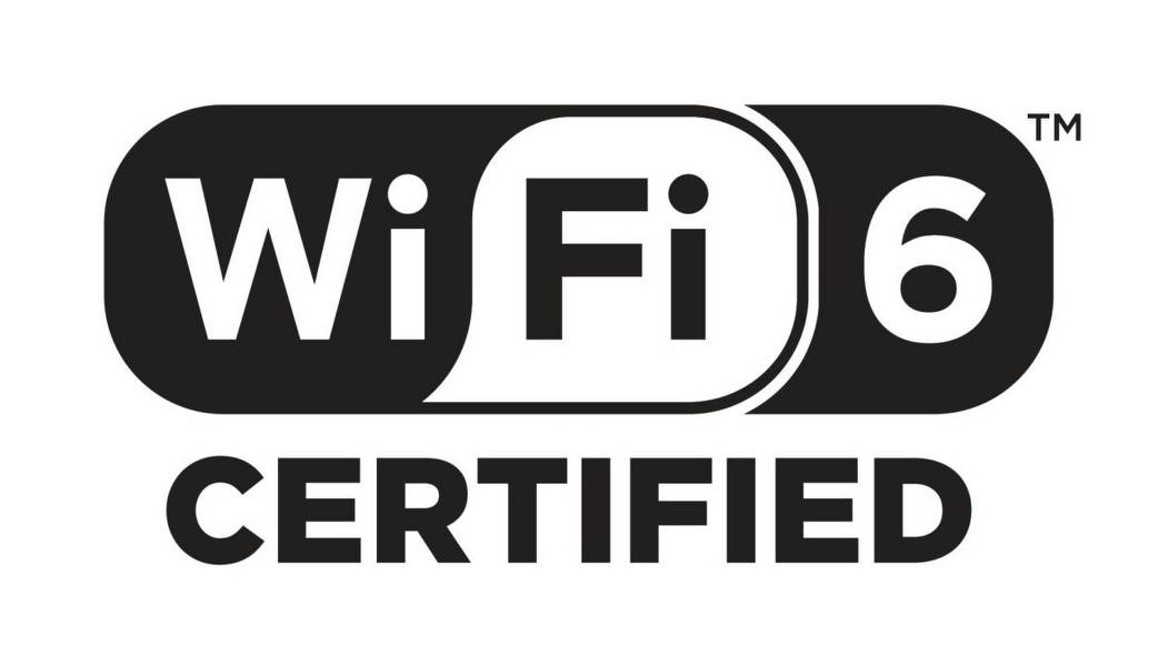 CES 2021 Wi-Fi- 6 logo