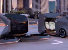 Cadillac drone ve otonom araçları