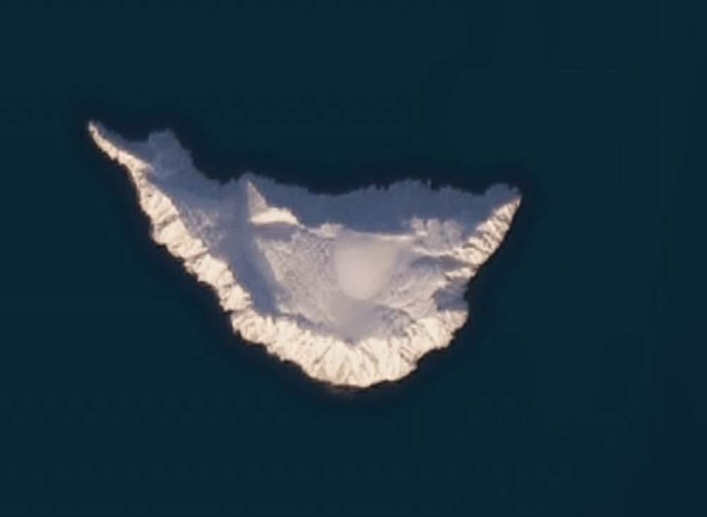 Jeannette Adası (Gizli Rus Adası)