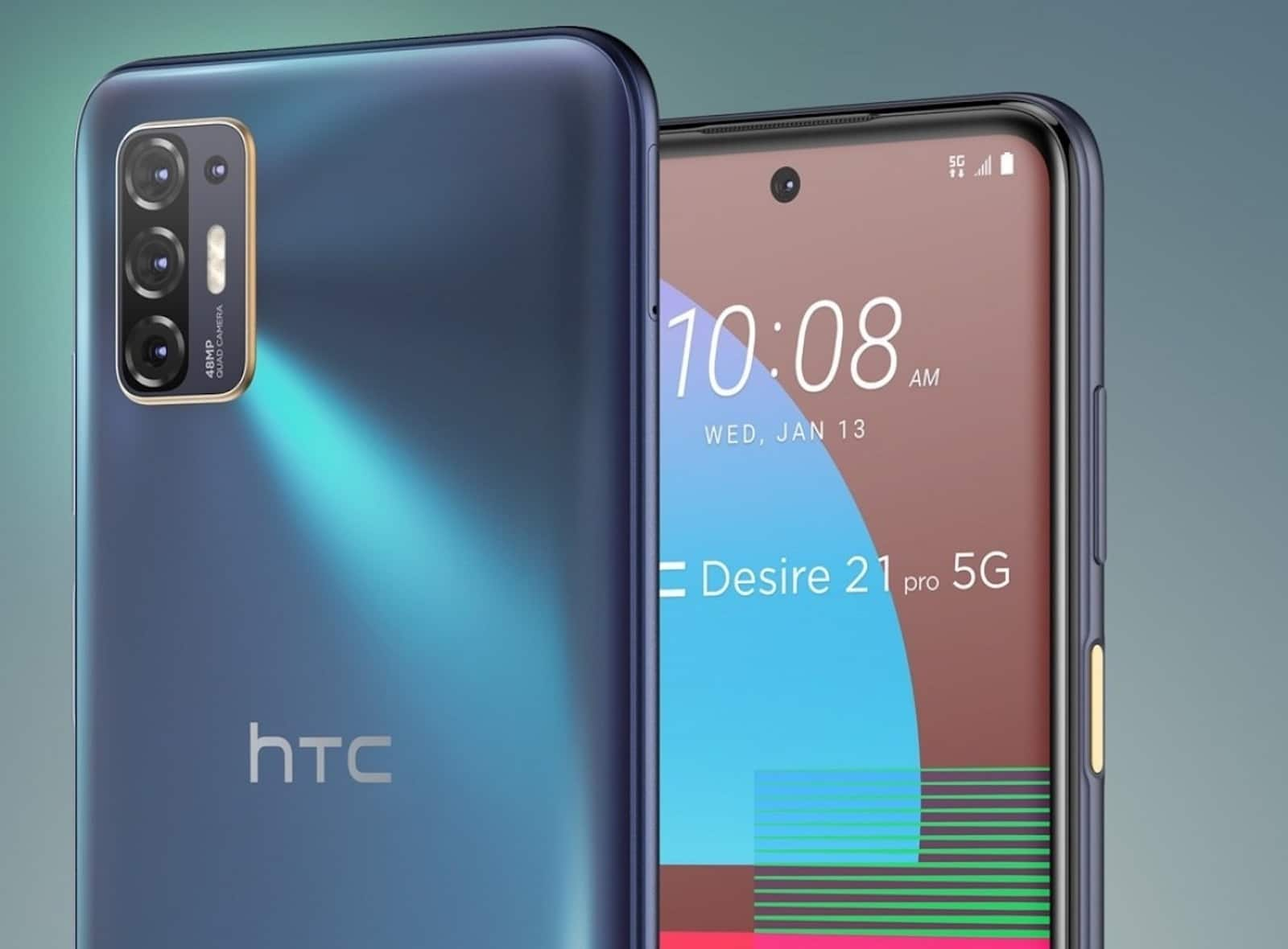 HTC desire pro 5g