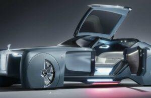 Rolls-Royce Elektrik piyasasına ortağı BMW ile hazırlanıyor