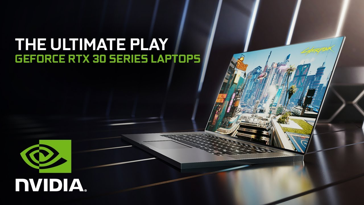 RTX30 Serisi Laptop GPUlar duyuruldu