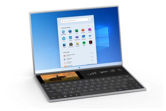 Windows 10 X Chrome OS benzeri işletim sistemi