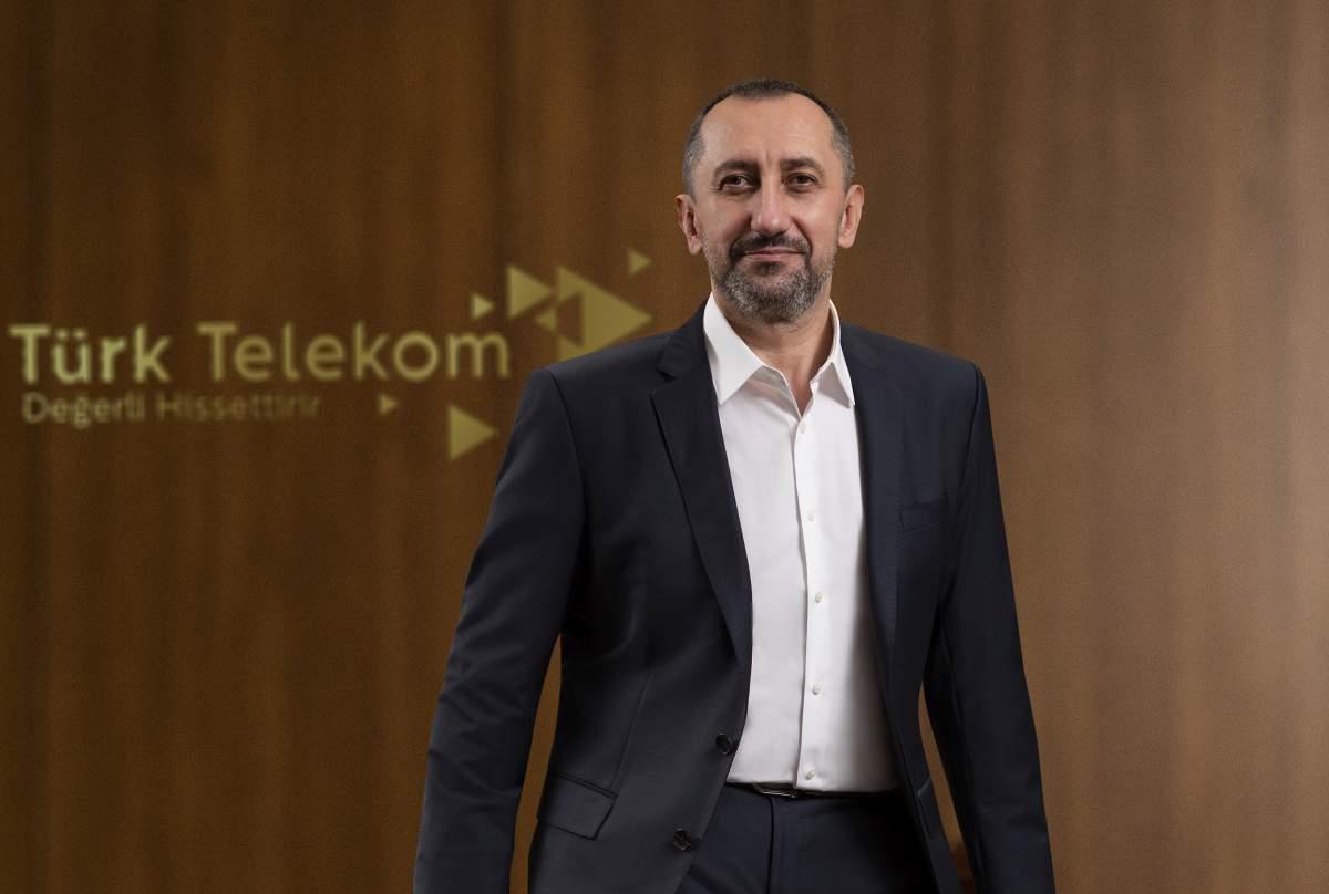 Türk Telekom CEO Ümit Önal