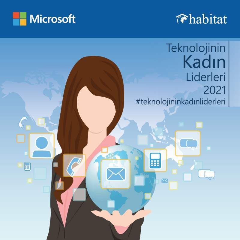 Teknolojinin Kadın Liderleri Microsoft