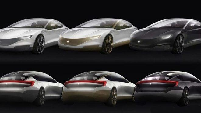 Apple Elektrikli Otomobil