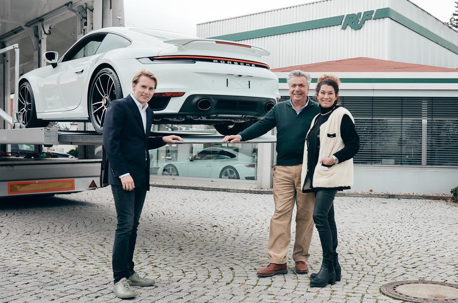 Porsche 959 anısına