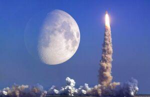 NASA ve SpaceX Ay