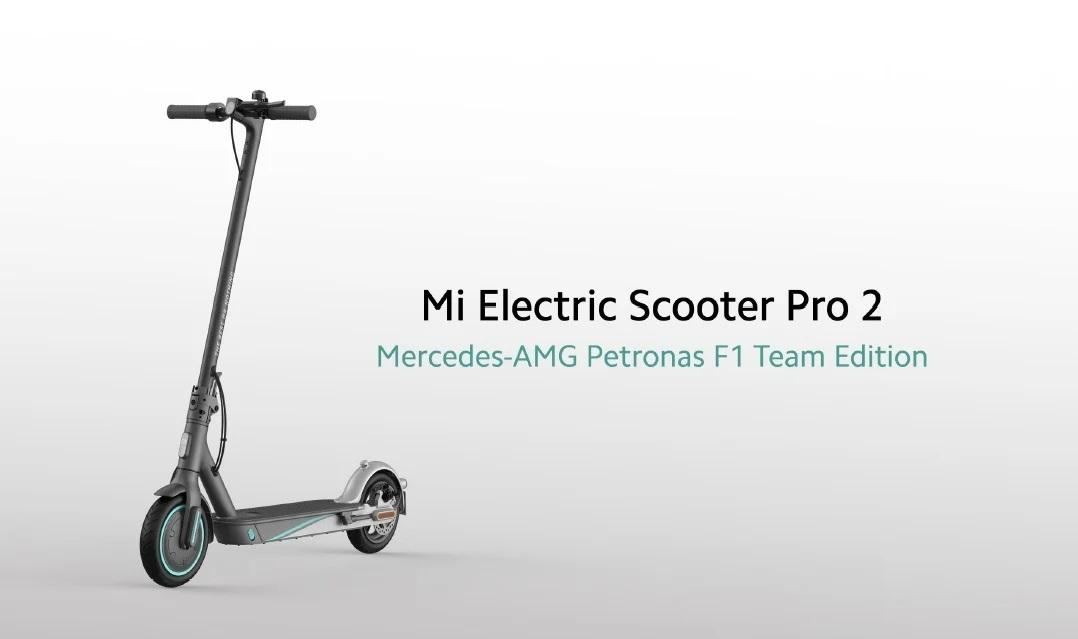 Xiaomi Elektrikli Scooter, Mercedes AMG