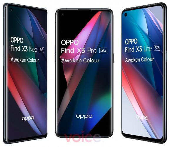 Oppo Find X3 fiyatı