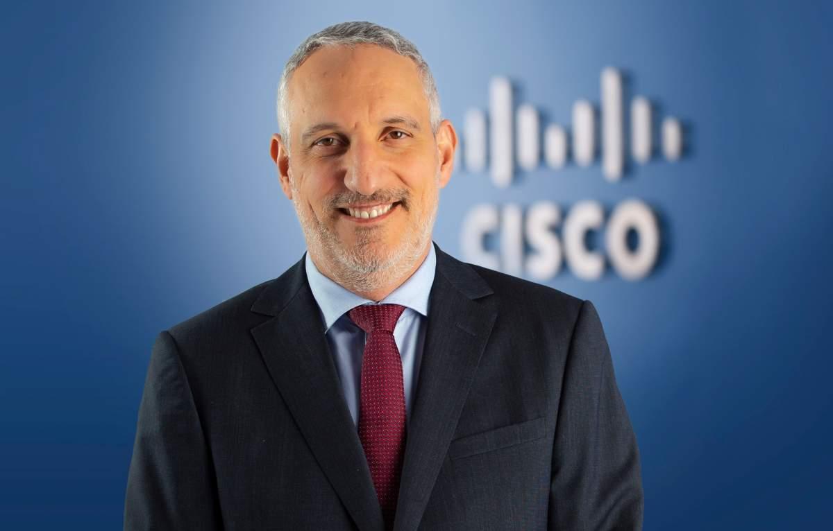 Kripto Para  Cisco Orta Doğu ve Afrika Bölgesi Siber Güvenlik Direktörü Fady Younes,