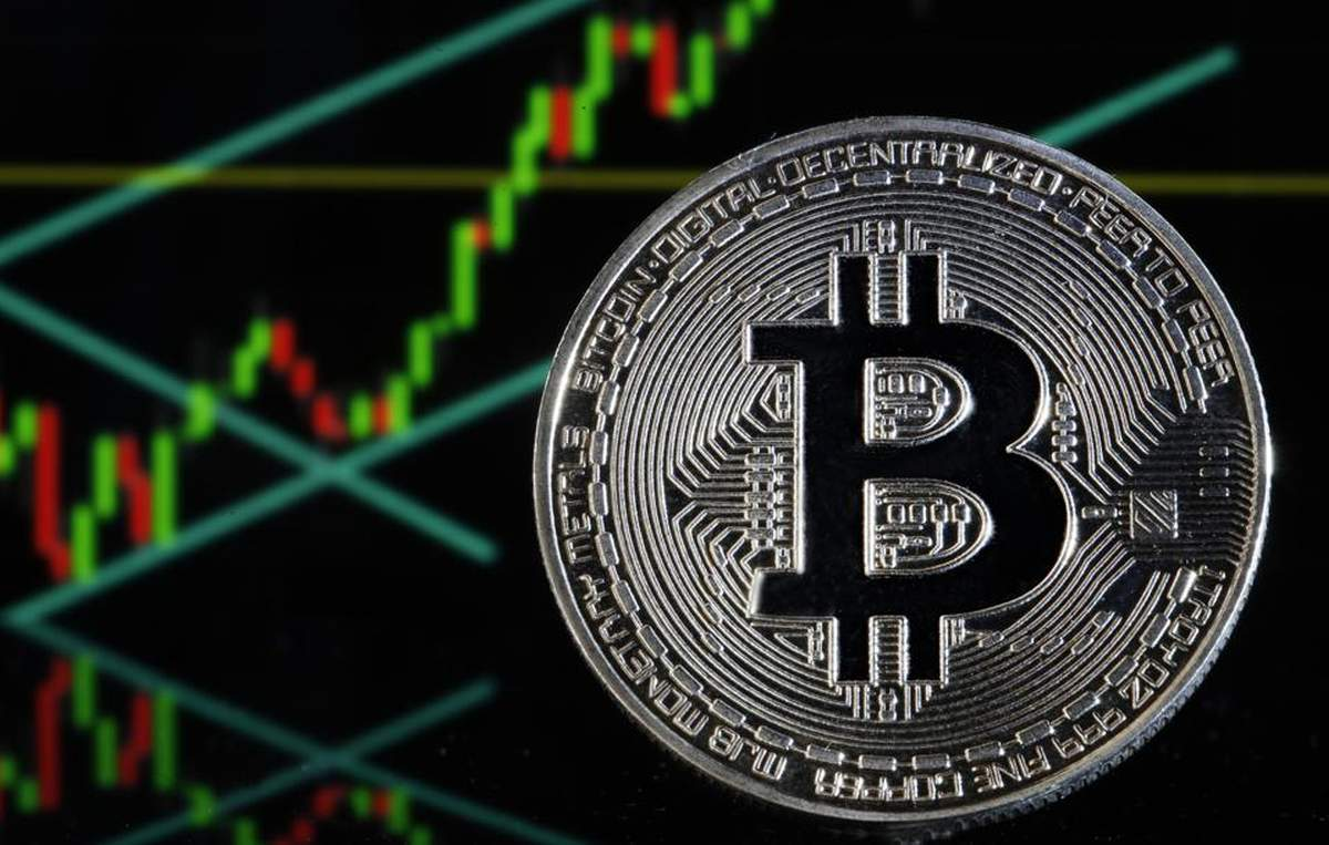 Bitcoin sert düşüşü