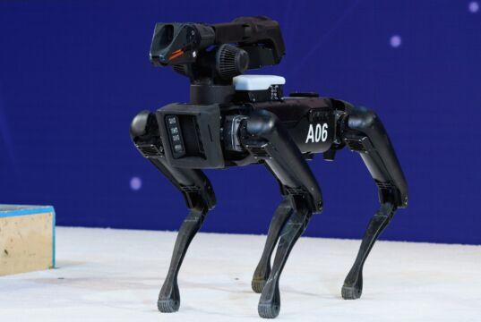 Görüştüğü yasada New York Belediyesi silahsız robotları yasaklamayı planlamıyor