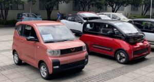 Elektrikli araba satışları zirvesini kapan Hong Guang oldukça işlevsel bir araç