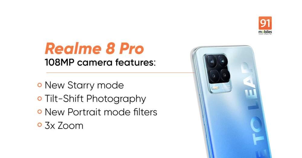 akıllı telefon realme 8 Pro