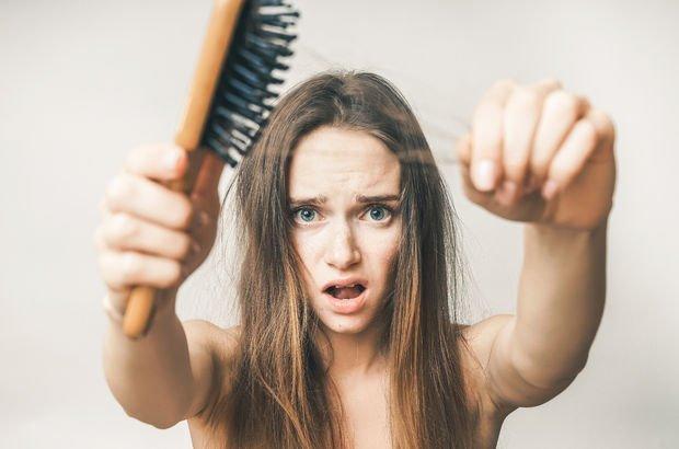 bilim insanları saç dökülmesi